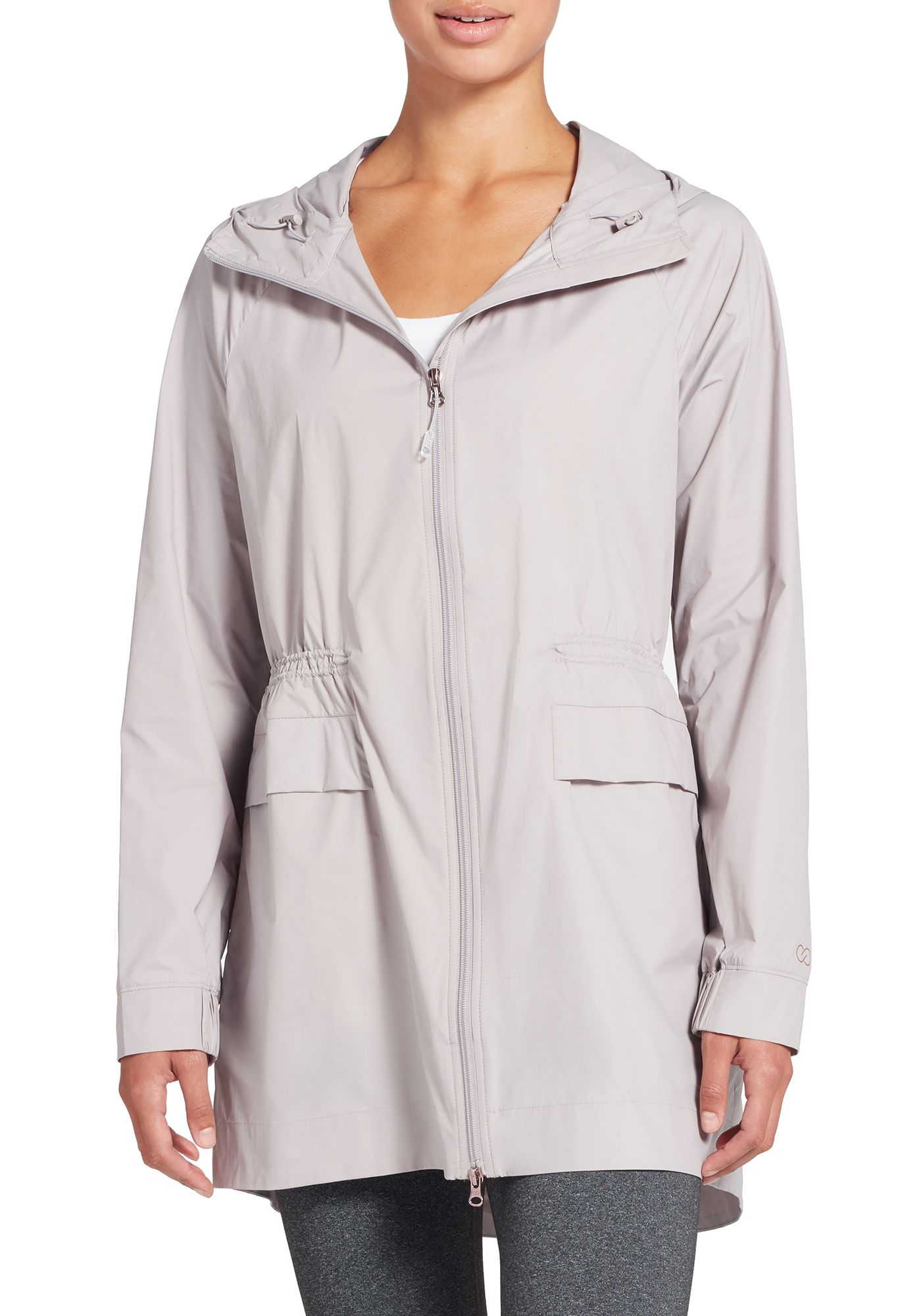 CALIA by Carrie Underwood Women's Woven Anorak Jacket