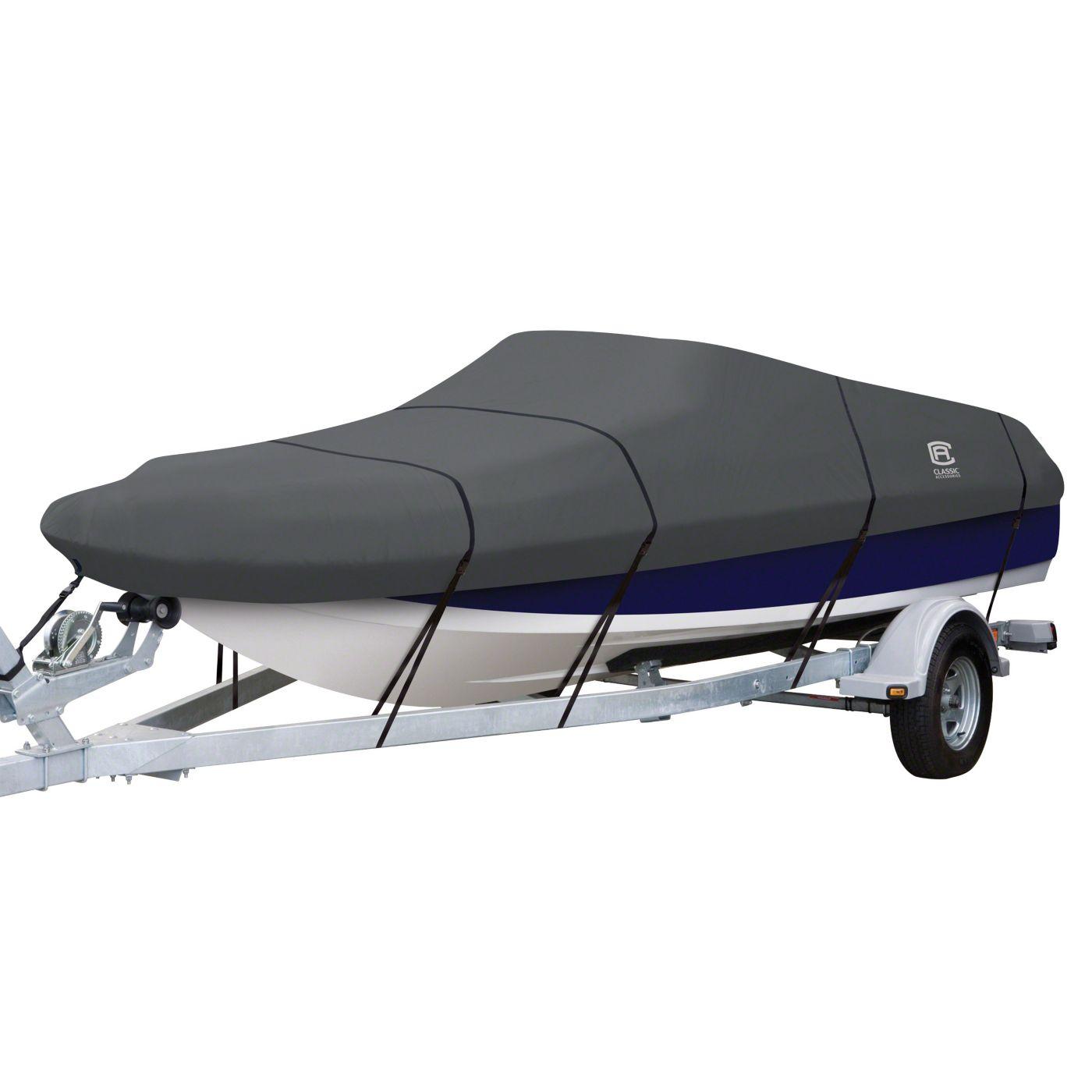 Classic Accessories StormPro Deck Boat Cover