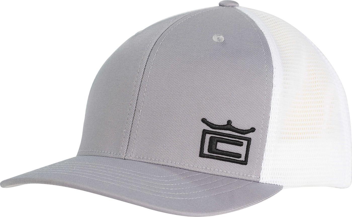 Cobra Men's Crown Trucker Snapback Golf Hat