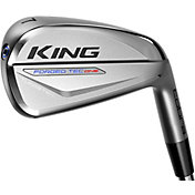 Cobra KING Forged Tec ONE Length Irons – (Steel)