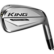 Cobra KING Forged Tec Irons – (Steel)