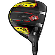 Cobra KING Speedzone Big Tour Fairway Wood – Black/Yellow
