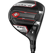 Cobra KING Speedzone Fairway Wood – Black/White