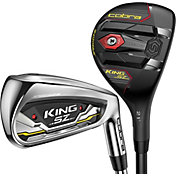 Cobra KING Speedzone Hybrid/Irons – (Graphite)