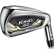 Cobra KING Speedzone Irons – (Steel)