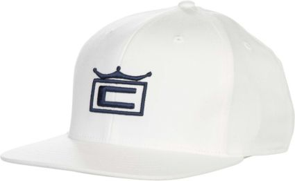 Cobra Men's Tour Crown Snapback Golf Hat