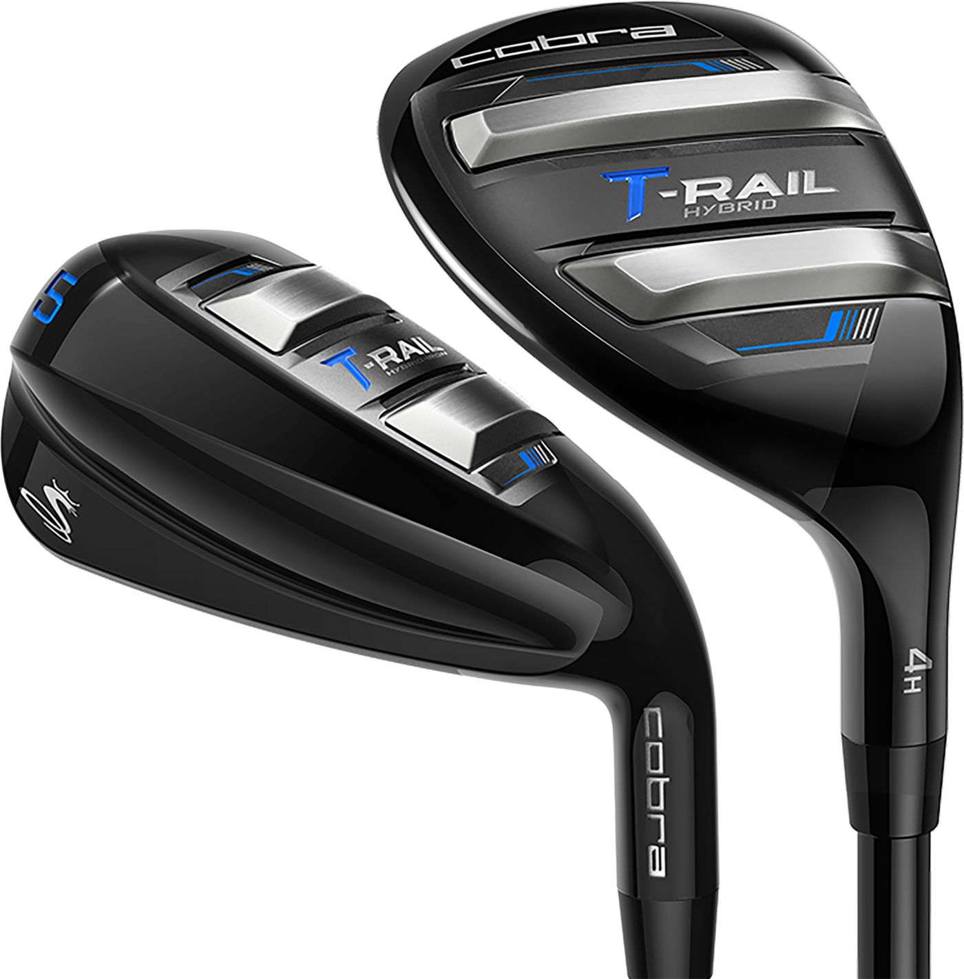 Cobra T-Rail Hybrid/Irons – (Graphite)