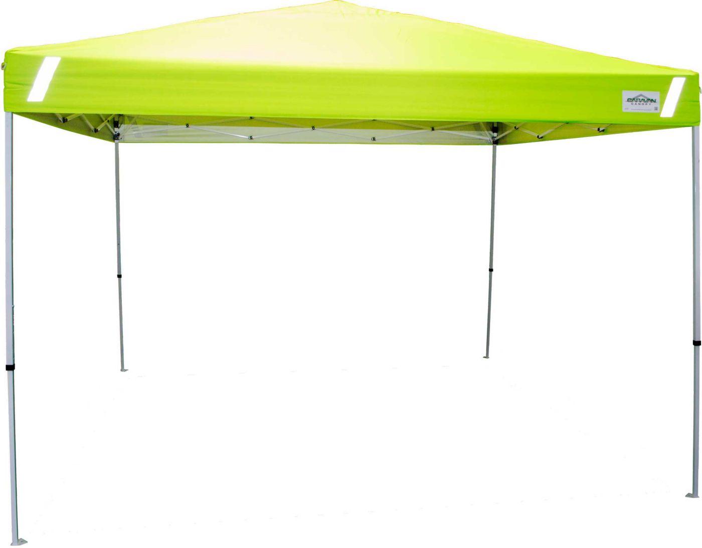 Caravan Canopy V-Series 2 Pro 10'x10' Safety Canopy