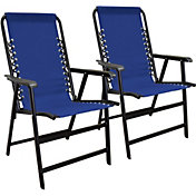 Caravan Sports Suspension Folding Chair 2-Pack
