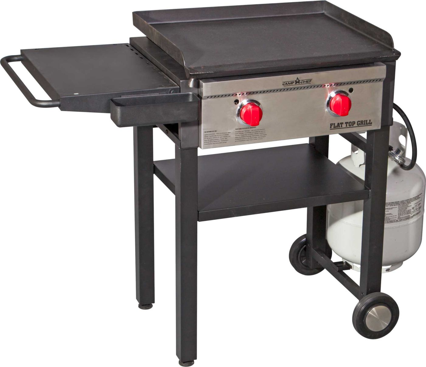 Camp Chef Flat Top Grill 475 LC
