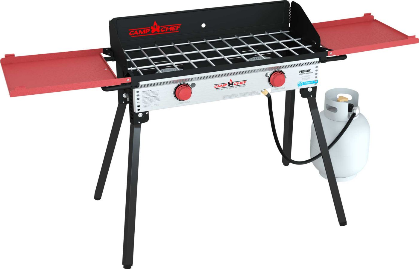 Camp Chef Pro 60X Two-Burner Stove