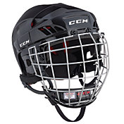CCM Senior 50 Ice Hockey Helmet Combo