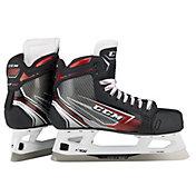 CCM Junior JetSpeed FT460 Goalie Ice Hockey Skates