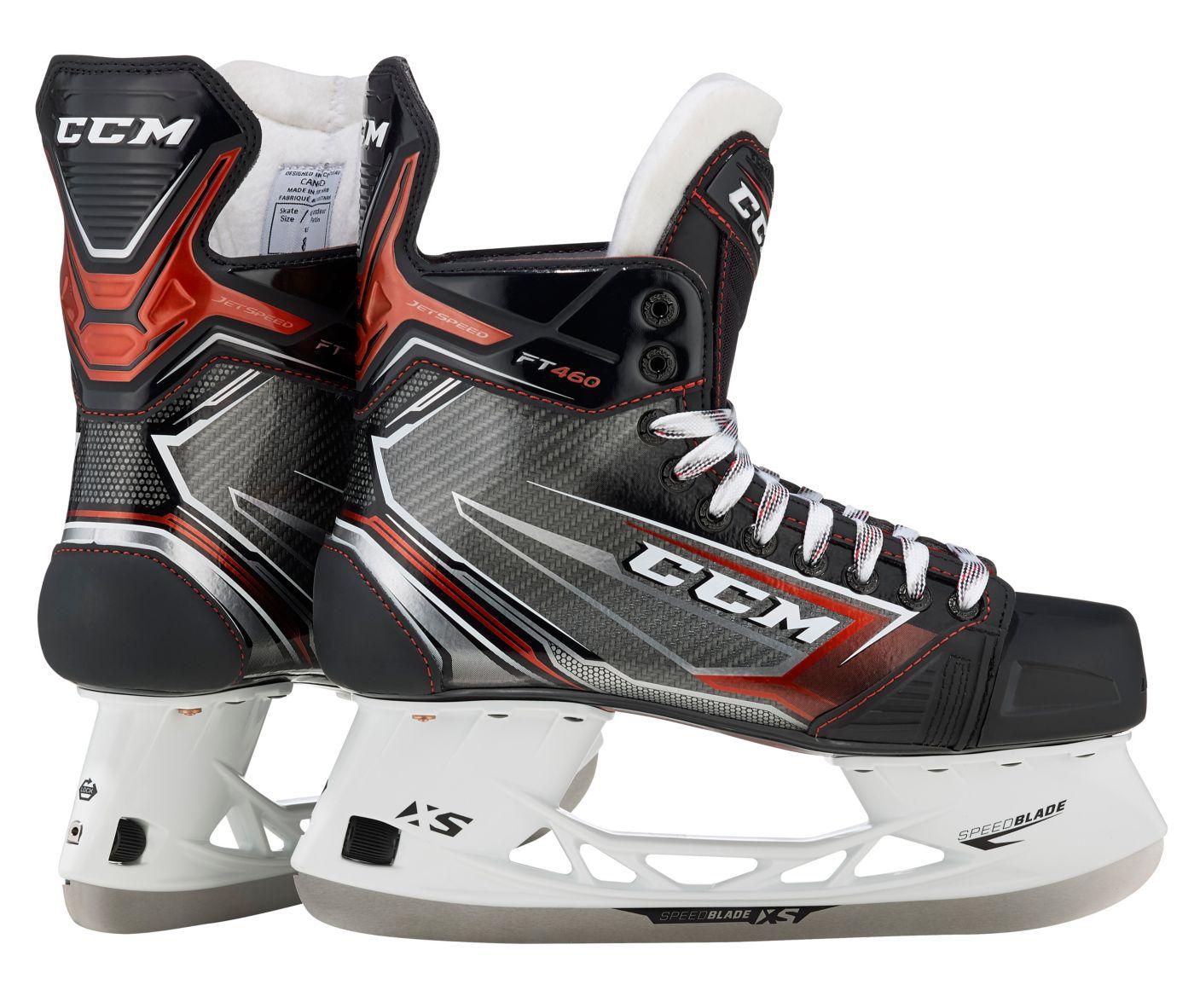 CCM Junior Jet Speed FT460 Ice Hockey Skates
