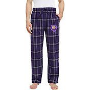 Concepts Sport Men's Orlando City Hillstone Purple Flannel Pants