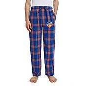 Concepts Sport Men's FC Cincinnati Hillstone Royal Flannel Pants