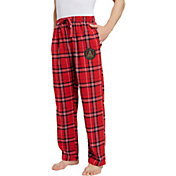 Concepts Sport Men's Atlanta United Hillstone Red Flannel Pants