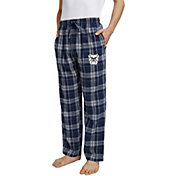 Concepts Sport Men's Butler Bulldogs Blue/White Hillstone Flannel Sleep Pants