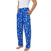 Concepts Sport Men's Kentucky Wildcats Blue Fairway Sleep Pants