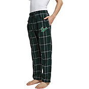 Concepts Sport Men's South Florida Bulls Green/White Hillstone Flannel Sleep Pants