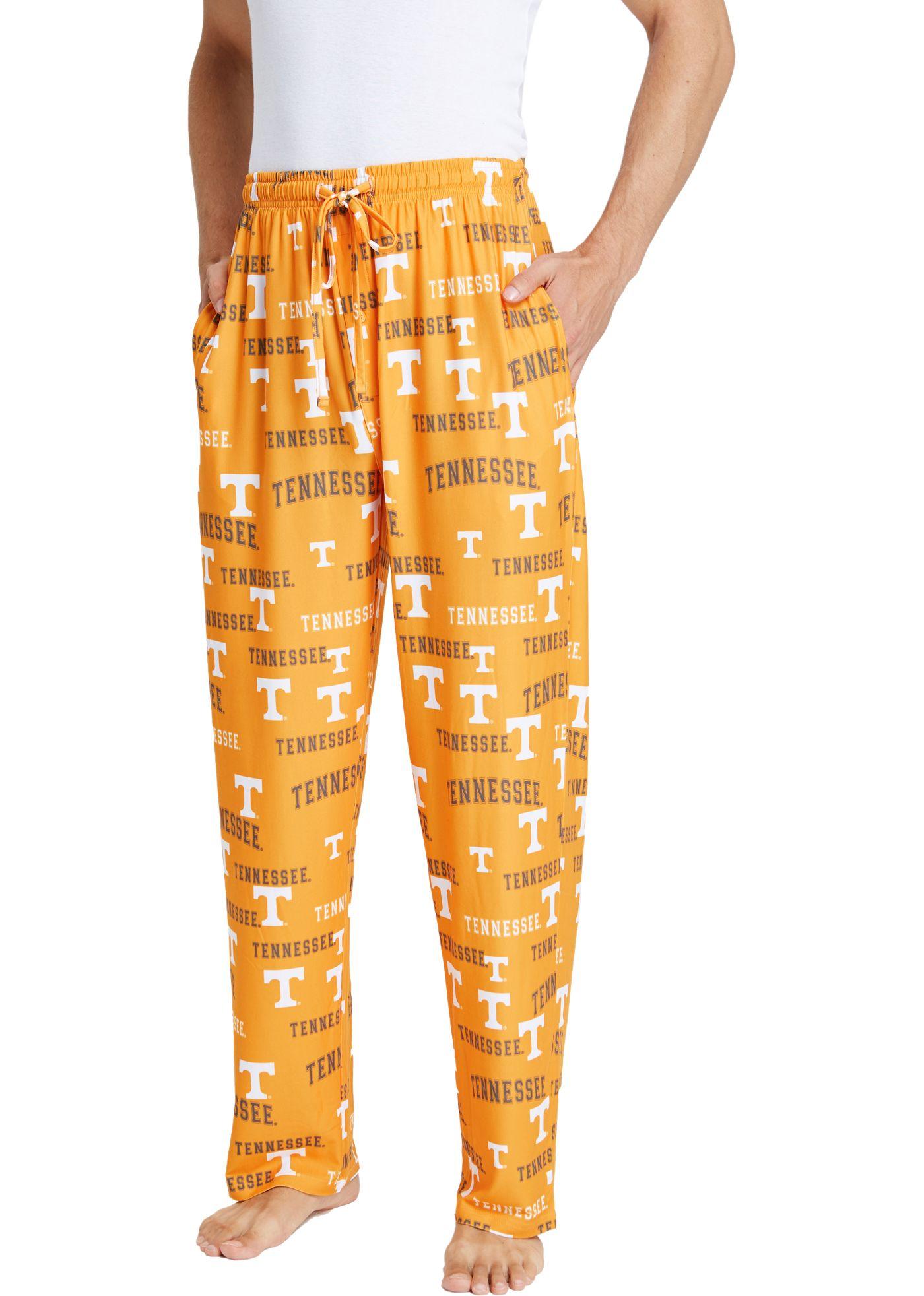 Concepts Sport Men's Tennessee Volunteers Tennessee Orange Fairway Sleep Pants