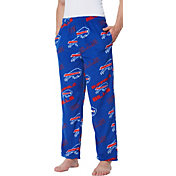 Concepts Sport Men's Buffalo Bills Keystone Royal Fleece Pants