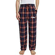 Concepts Sport Men's Denver Broncos Hillstone Flannel Pants