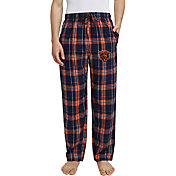 Concepts Sport Men's Chicago Bears Hillstone Flannel Pants
