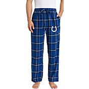 Concepts Sport Men's Indianapolis Colts Hillstone Flannel Pants