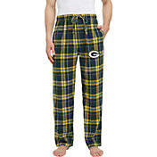 Concepts Sport Men's Green Bay Packers Hillstone Flannel Pants