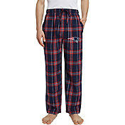 Concepts Sport Men's New England Patriots Hillstone Flannel Pants