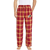 Concepts Sport Men's Washington Redskins Hillstone Flannel Pants