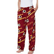 Concepts Sport Men's Washington Redskins Keystone Red Fleece Pants
