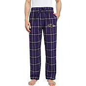 Concepts Sport Men's Baltimore Ravens Hillstone Flannel Pants