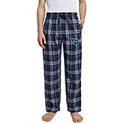 Concepts Sport Men's Tennessee Titans Hillstone Flannel Pants