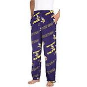 Concepts Sport Men's Minnesota Vikings Keystone Purple Fleece Pants