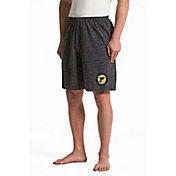 Concepts Sport Men's St. Louis Blues Pitch Grey Shorts