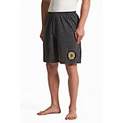 Concepts Sport Men's Boston Bruins Pitch Grey Shorts