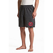 Concepts Sport Men's New Jersey Devils Pitch Grey Shorts