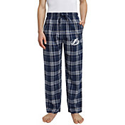 Concepts Sport Men's Tampa Bay Lightning Hillstone Navy Flannel Pants