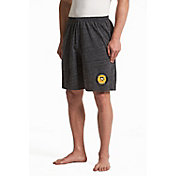 Concepts Sport Men's Pittsburgh Penguins Pitch Grey Shorts