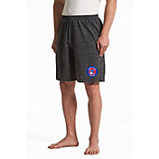 Concepts Sport Men's New York Rangers Pitch Grey Shorts