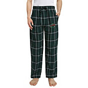 Concepts Sport Men's Minnesota Wild Hillstone Green Flannel Pants