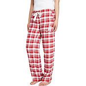 Concepts Sport Women's Alabama Crimson Tide Crimson/Grey Piedmont Flannel Sleep Pants