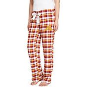 Concepts Sport Women's Minnesota Golden Gophers Maroon/Gold Piedmont Flannel Sleep Pants
