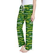 Concepts Sport Women's Oregon Ducks Green Fairway Sleep Pants