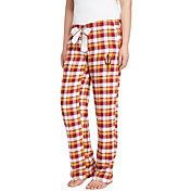 Concepts Sport Women's Arizona State Sun Devils Maroon/Gold Piedmont Flannel Sleep Pants