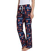 Concepts Sport Women's Syracuse Orange Blue Fairway Sleep Pants