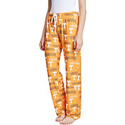 Concepts Sport Women's Tennessee Volunteers Tennessee Orange Fairway Sleep Pants
