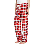 Concepts Sport Women's Arizona Cardinals Piedmont Flannel Pants